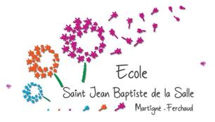 École Saint Jean Baptiste de la Salle Logo